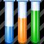 chemistry, test, tubes icon