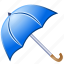 insurance, protect, protection, rain, safety, umbrella, weather icon