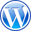 blog crm, blogging, newsletter, press, word, wordpress, write icon
