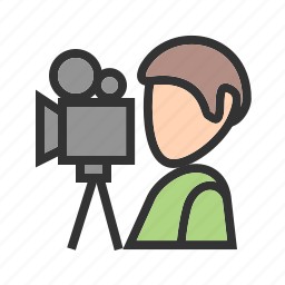 background, camera, digital, man, photo, photographer, photography icon