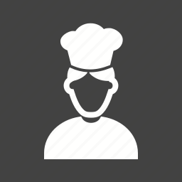 baker, cake, chef, food, kitchen, male, occupation icon