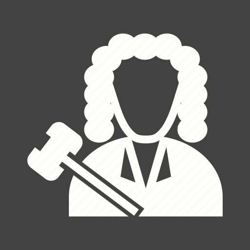 authority, court, courtroom, indoors, judge, justice, law icon