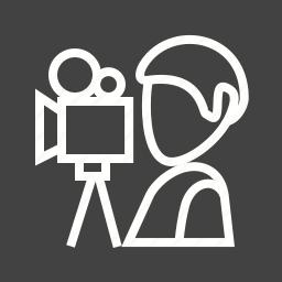 background, camera, digital, man, photo, photographer, photography icon