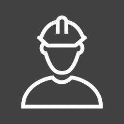 business, construction, engineering, equipment, industry, manufacturing, tool icon