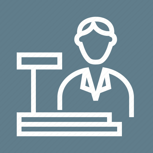 Bank, bookstore, cashier, checkout, machine, sales, transaction icon - Download on Iconfinder