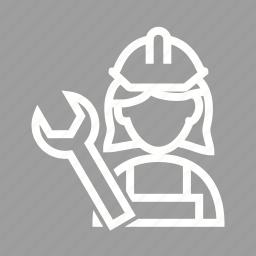 auto, car, maintenance, mechanic, repair, service, shop icon