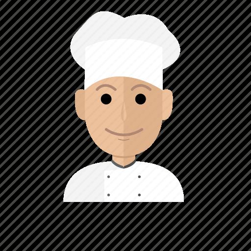 avatar, business, chef, job, man, people, profession icon