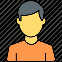 avatar, boy, guy, male, man, person, user icon