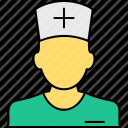 aid, avatar, care, doctor, healthcare, hospital, medical icon