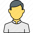avatar, boy, male, man, person, profile, user icon