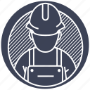 build, builder, contruction, developer, worker icon
