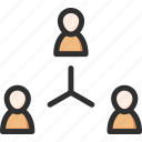 arrangement, connection, contact, information, people, profile, user icon