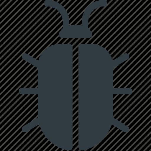 bug, code, problem icon