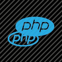 development, php, programing, web icon