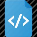 code, development, file, programing