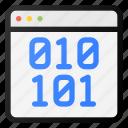 binary, application, app, code, program