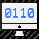 binary, computer, app, application, code