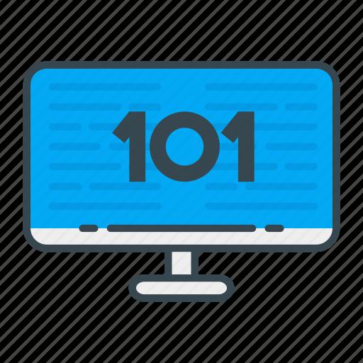 basic, introduction, language, programming, programming language, web developer, web development icon