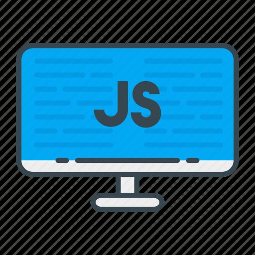 js, language, programming, programming language, web, web developer, web development icon