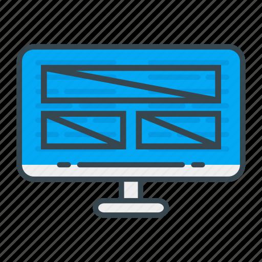 design, language, programming, programming language, prototype, web, web design icon