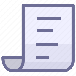 development, programming, script code, script file icon