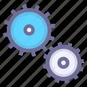 api, configuration, gear, preferences icon