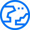 earth, global, internet, programming, world icon