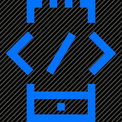 application, coding, development, file, mobile, programming, script icon