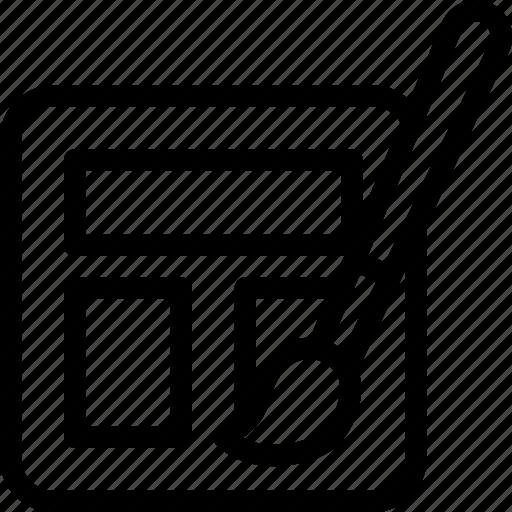 code, design, passion, programming, theme icon