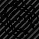 api, code, gear, programming, website icon