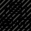 binary, code, connection, script, website icon