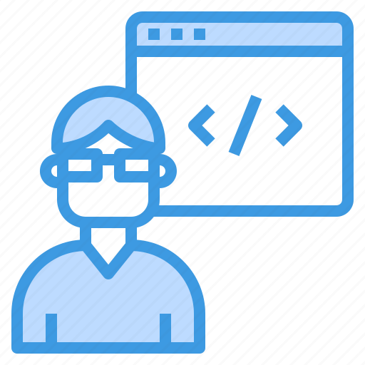 Administrator, coding, development, programming, technology, web icon - Download on Iconfinder
