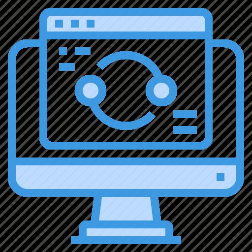 Analysys, coding, development, programming, technology, web icon - Download on Iconfinder