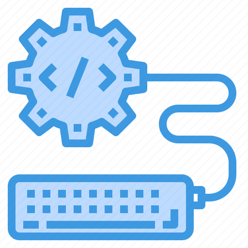 coding, development, editor, program, programming, technology, web icon