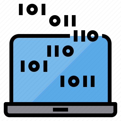 Binary, code, coding, development, programming, technology, web icon - Download on Iconfinder