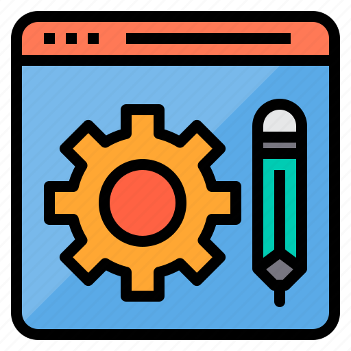 Code, coding, development, edit, programming, technology, web icon - Download on Iconfinder