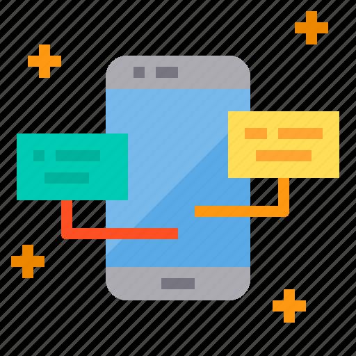 application, coding, development, programming, technology, web icon