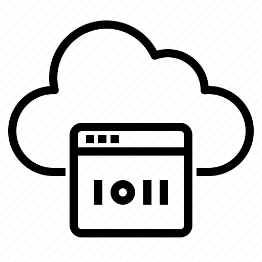 Cloud, coding, computing, development, programming, technology, web icon - Download on Iconfinder