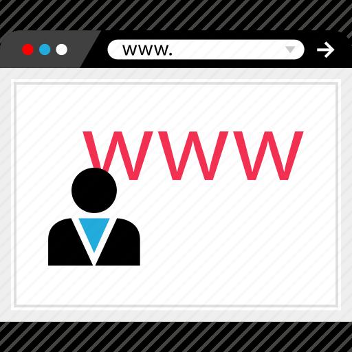 code, development, internet, www icon
