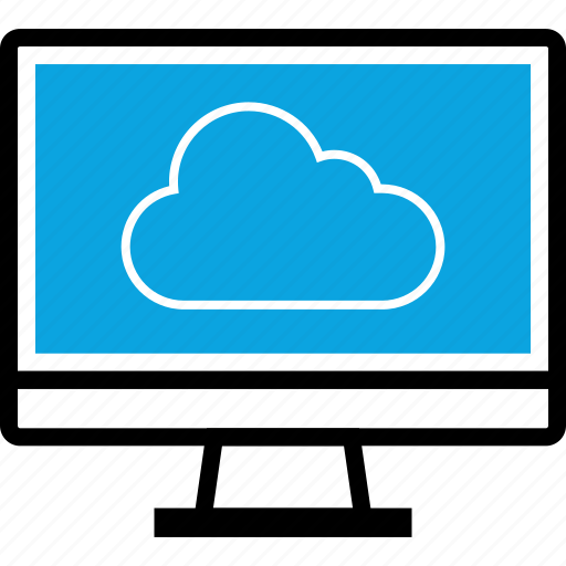 cloud, computing, development, program, programming, web icon