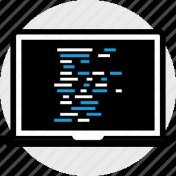 computer, development, hackers, paradise, program, programming, web icon