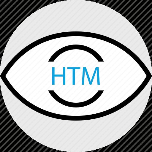 development, htm, program, programming, search, web icon