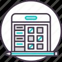 app, code, coding, development, mobile, programming, smartphone icon