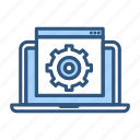 configuration, control, monitoring, options, preferences, settings, system icon