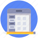 app, code, coding, development, programming, smartphone icon