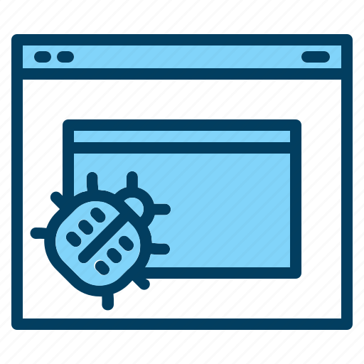 bug, bugfix, computer, develop, development, programming icon icon