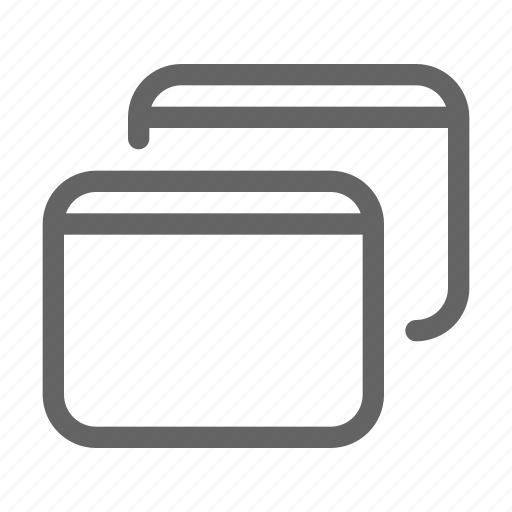 browser, programming, tab icon