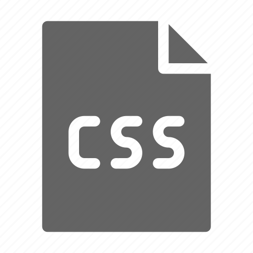 css, language, programming icon