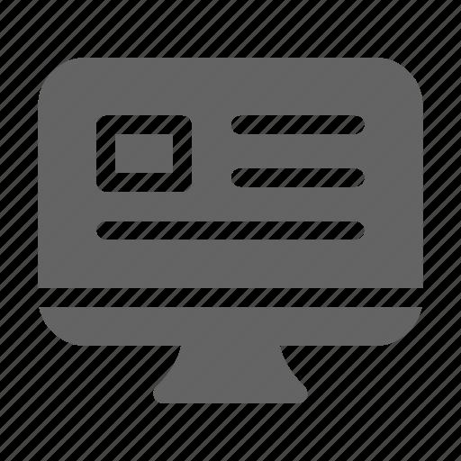 responsive, web, webpage icon