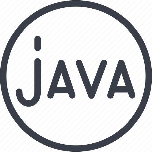 code, coding, development, java, language, programming, web icon
